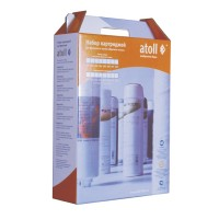 Фирменная упаковка Atoll