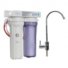 Проточный питьевой фильтр atoll D-21 STD