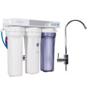 Проточный питьевой фильтр atoll D-31si STD