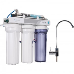 Проточный питьевой фильтр atoll D-31hu STD